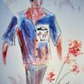 Fashion Alert-Fuji Jamas