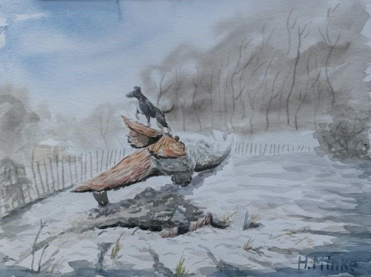 The cracked Tree 2