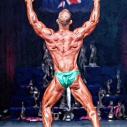 Barry Cunliffe - World's No 1 Natural Lightweight
