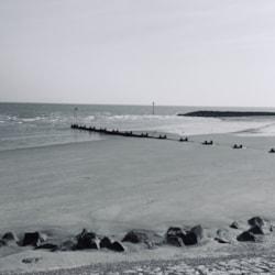 Clacton Beach Cool array ( Clacton 2019) Ben Hattrell