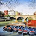 Folly Bridge Oxford