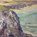 Towards Harlyn Bay