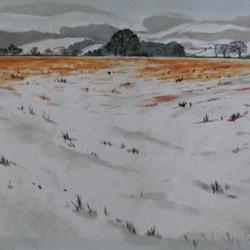 North Wales winter
