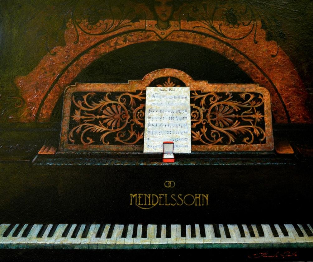Mendelssohn Story