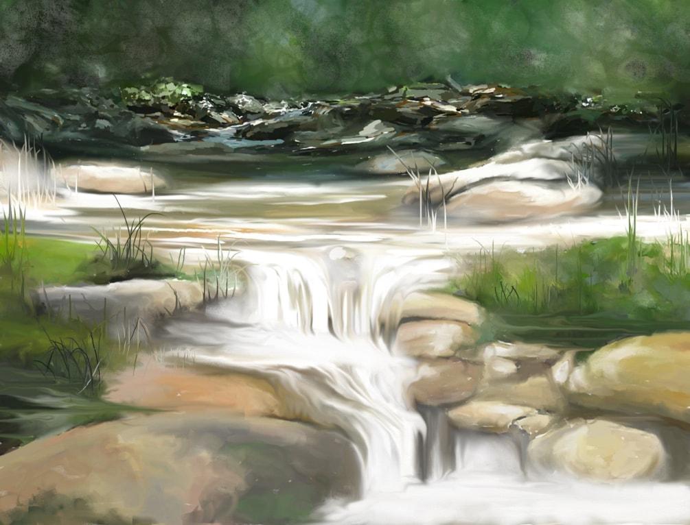 Stone Creek Gurgle