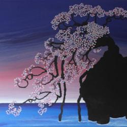 Blossoms Sunset of Bismillah