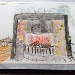 My fireside