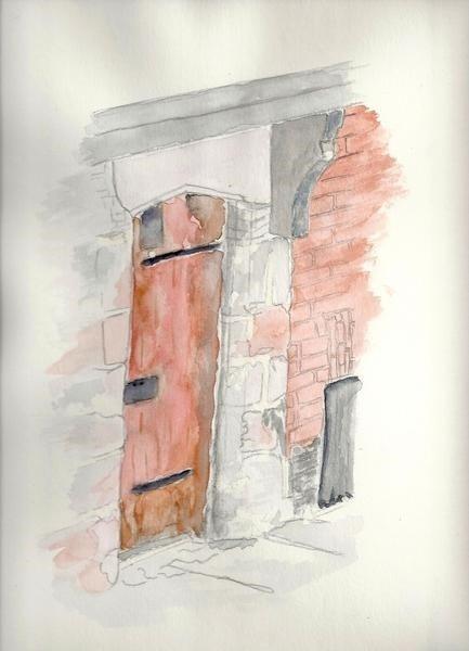 Doorway 3 Chester