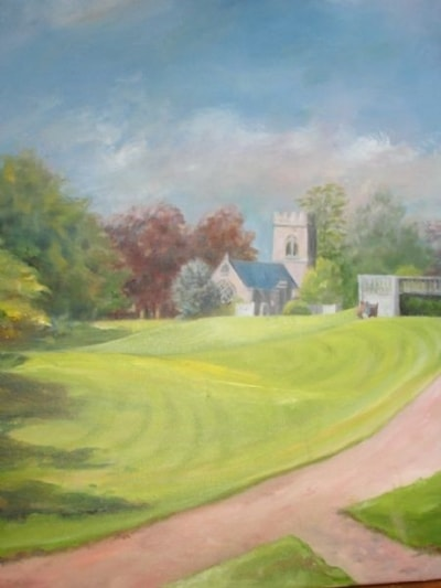 St Mary's Sledmere