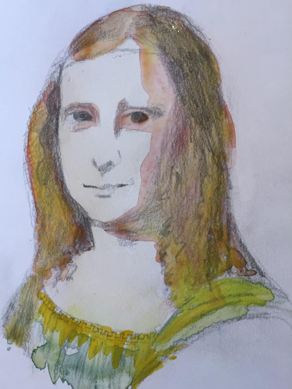 Mona Lisa 1