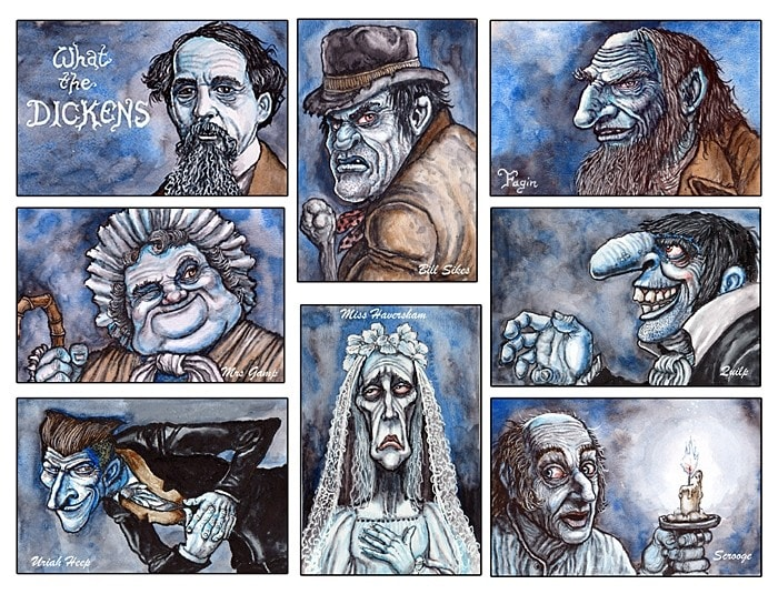 Dickens Characters