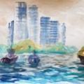 Shangai (quick sketch)