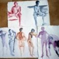 Life Drawing 19/12/18