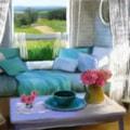 Cozy Porch Nook