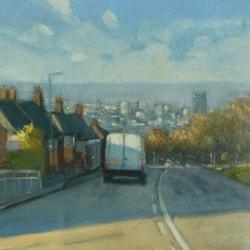 White Van Man in Sheffield