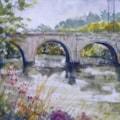River Lagan at Shaw's Bridge