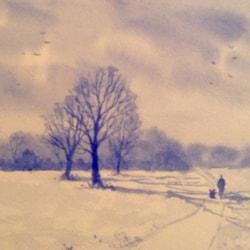 Winter wanderers.