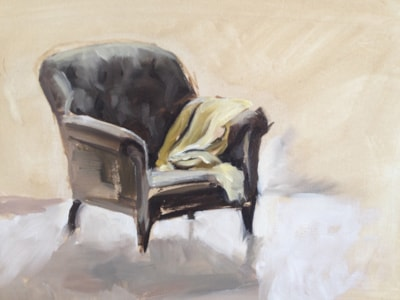 Anne's comfy chair