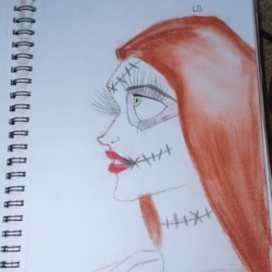 Sally, A Disney Character
