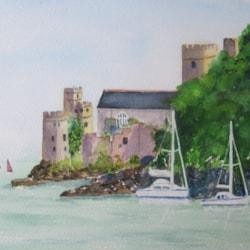 Dartmouth Castle