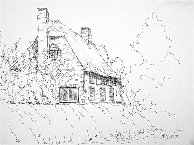Sussex cottage / 2