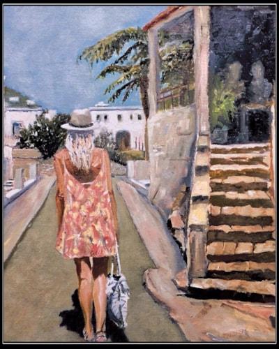Anna. Santorini #1