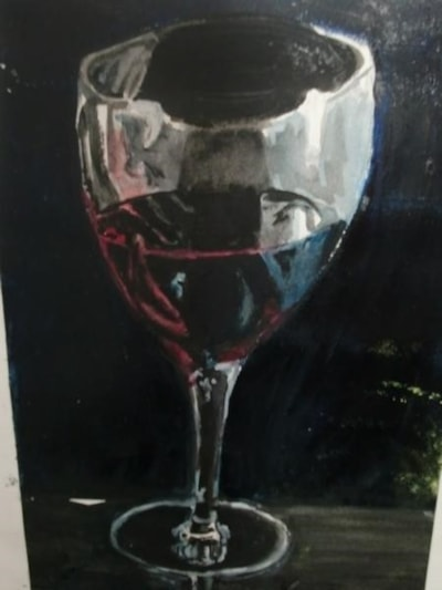 Wine glass 2