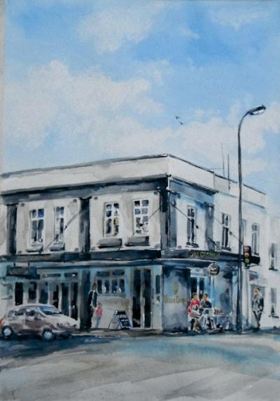 The Corner. Old Remuera Auckland