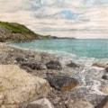 Rocky Foreshore, Bonaparte Plage, Brittany