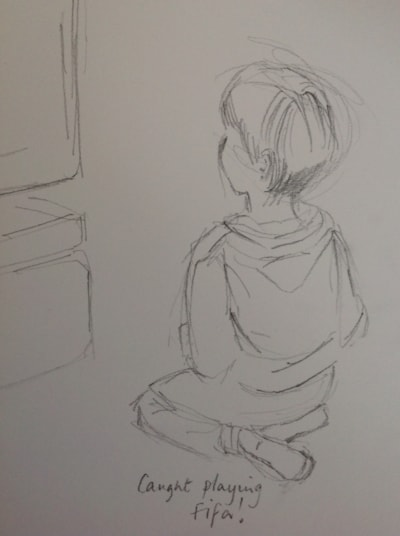 5min sketch