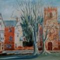 St Mary-le-Bow Durham