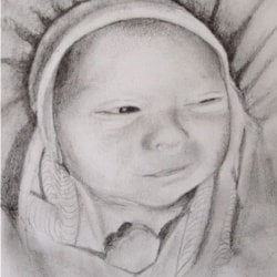 My first grandson