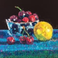 'Lemon with Cherries'