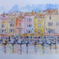Reflections of St Tropez