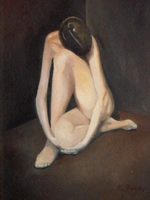 Tasteful nude