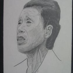 Japanese War widow.