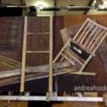 Les Mis school production - the barricade