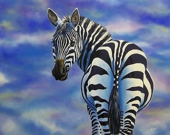 Do These Stripes Make My Bum Look Big?