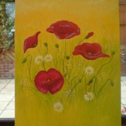 Pentrich Poppies