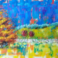 Caudle Green, Cotswolds © Sold and now in Italy!