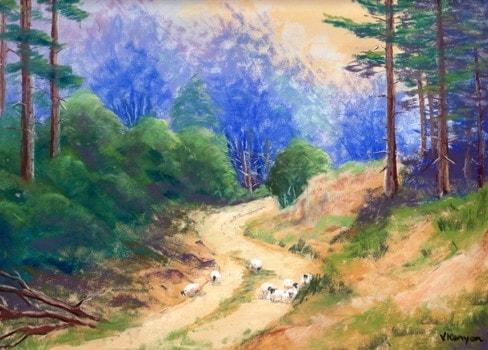 Woodland Walk (Demo by Joe Hush)