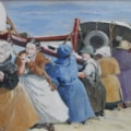 """""""Every Woman to the Rope""""  The Recovery of the Cresswell lifeboat."""