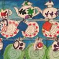 My sister's china