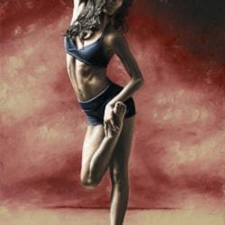 Sultry Dancer