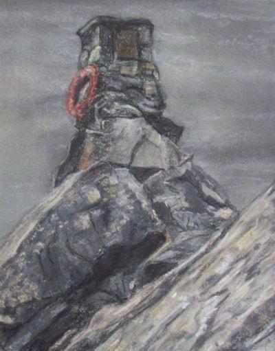 Mount Harriet Cairn