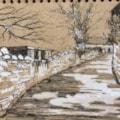 Southfield Lane (project sketch)