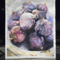 Purple figs