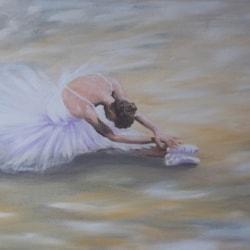 Grace - Acrylic on Canvas