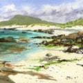 Seal Bay, Allathasdal, Barra