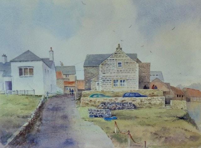 Craster cottages